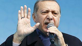أردوغان: نقل السفارة الأمريكية إلى القدس له عواقب خطرة