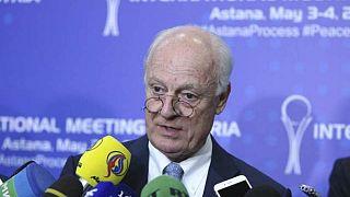 جولة جديدة من محادثات السلام السورية في 16 من آيار/مايو بجنيف
