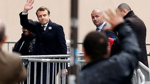 Macron ve Le Pen genel seçimler için hazırlıklara başladı