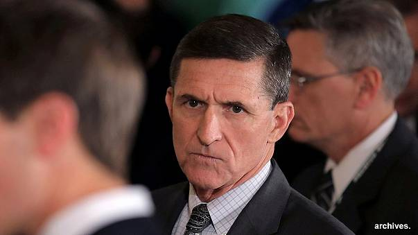 White House was warned that sacked Michael Flynn was a blackmail risk