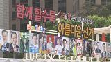 الكوريون الجنوبيون يصوتون لطي صفحة فضيحة الرئيسة السابقة