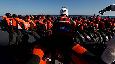ICC chief considering probe into migrant-related crimes in Libya