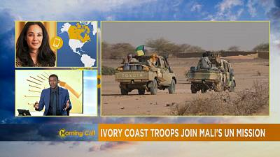 Ivory Coast troops join Mali's UN mission [The Morning Call]
