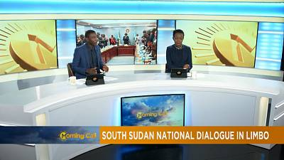 South Sudan national dialogue in limbo [The Morning Call]