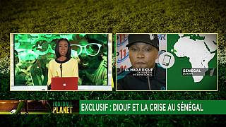 Exclusive: El Hadji Diouf Talks Senegal Football Crisis [Football Planet]