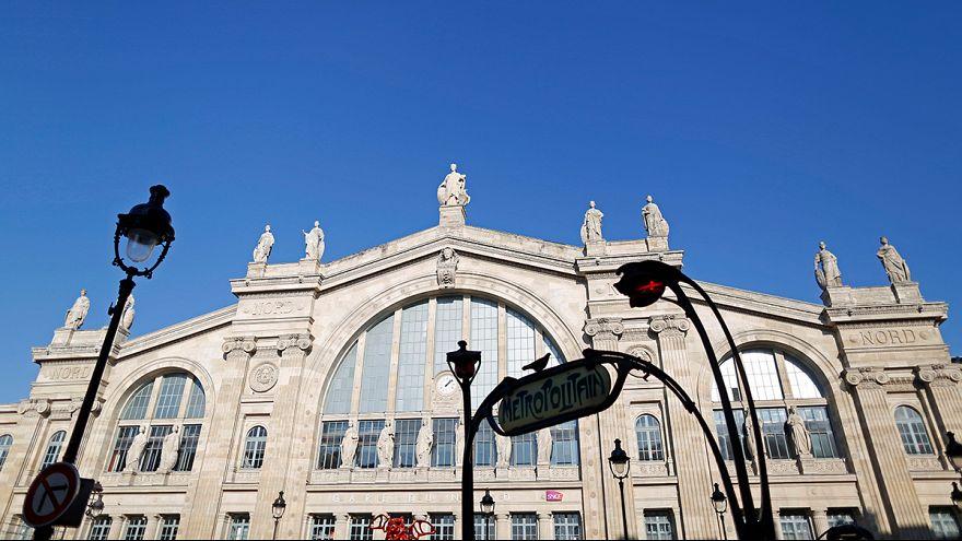 """La gare du Nord rouverte après l'opération de """"levée de doute"""""""