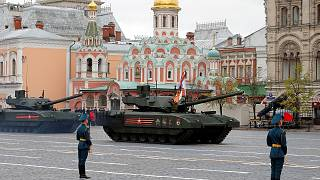 Russland begeht Tag des Sieges