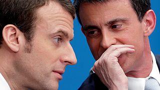 Eski Fransa Başbakanı Manuel Valls, Macron'un partisine katılmak istiyor