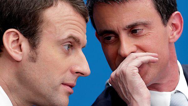 """Législatives : Manuel Valls court pour la """"République en marche"""""""