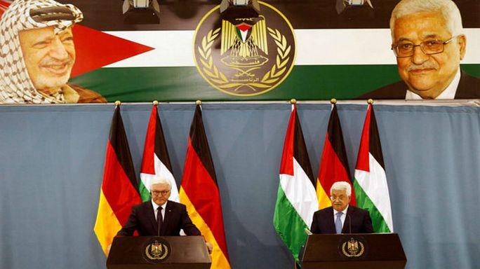 عباس: ترامب سيتوجه إلى الأراضي الفلسطينية المحتلة