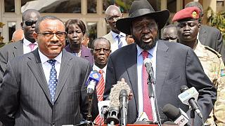Ethiopian rebels arrested in South Sudan over arms purchases