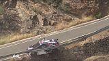 گاردریلهای کناره جاده جان راننده را نجات داد