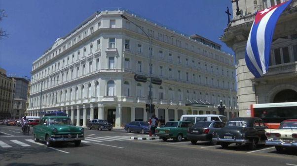 مرکز تجاری لوکس در قلب پایتخت کوبا