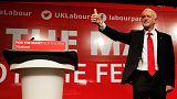Brexit : Jeremy Corbyn laisse planer l'incertitude pour l'après-législatives