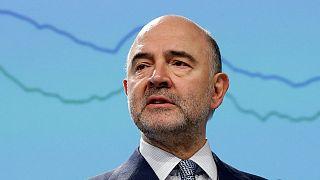 """Moscovici : """"La France a un effort très minime à faire"""""""
