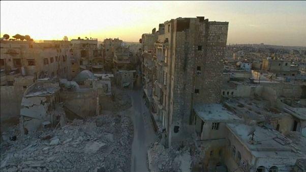 ما بين حلب و برلين..تصوير الخراب فنيا