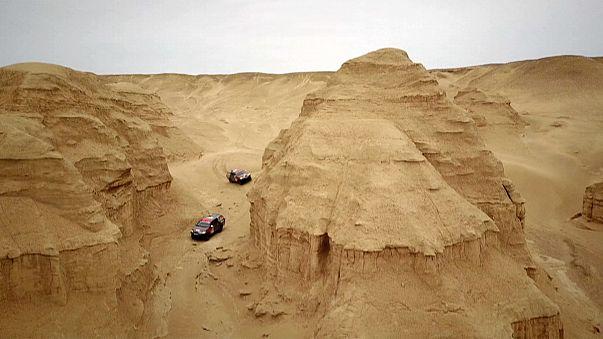 Da Mosca al deserto del Gobi: su euronews l'anteprima del Silk Way Rally