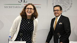 الاتحاد الأوروبي والمكسيك يتفقان على تسريع المفاوضات التجارية
