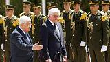 Abbas'tan barış görüşmelerine dönüş mesajı