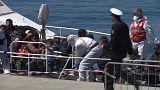 فقدان 245 مهاجراً ومصرع 11 آخرين في المتوسط