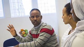 Immigrant integration in Amsterdam. Tesfalem's story.
