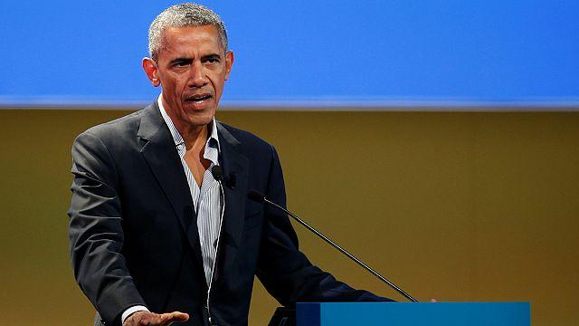 Obama a Europa: las crisis de refugiados también las provoca el hambre