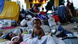 Венесуэльские индейцы ищут пропитание в Бразилии
