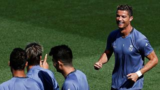 Champions League: Madrid derby as Real travel to Atletico