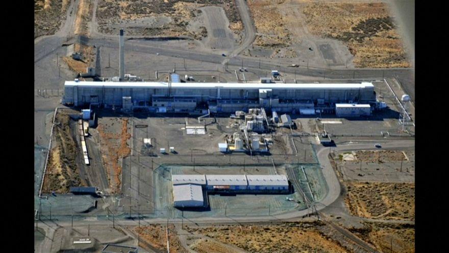 حالة طوارئ اثر انهيار نفق في موقع هانفورد النووي