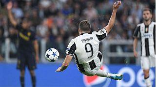 دوري أبطال أوروبا: يوفنتوس يتأهل و يسدل الستار على مغامرة موناكو