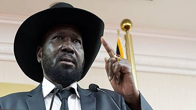 South Sudan president replaces army chief