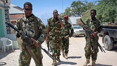 Several soldiers killed in al Shabaab attack on Somali army base