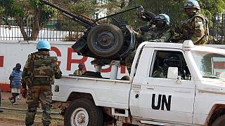 4 UN peacekeeper killed, 8 injured after ambush in Central African Republic