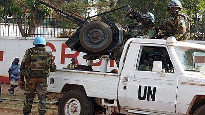 Centrafrique/convoi attaqué : 3 autres Casques bleus retrouvés morts (ONU)