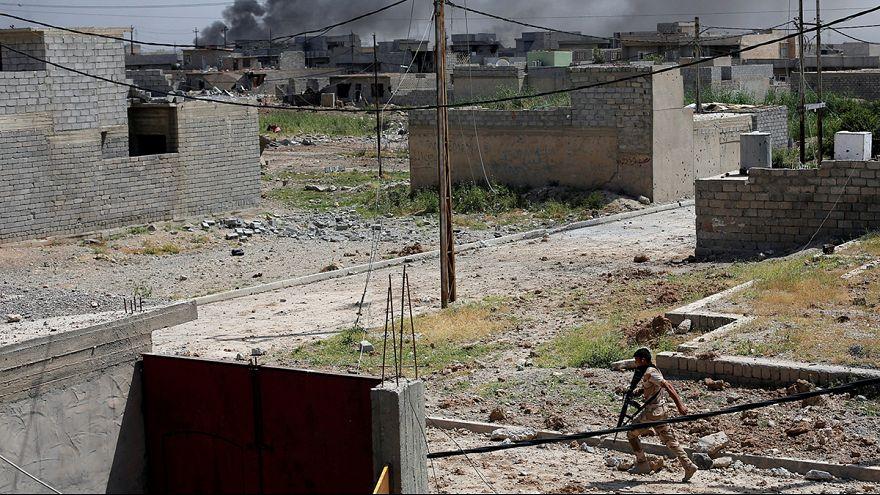 """Offensive gegen IS in Mossul in """"finaler Phase"""""""