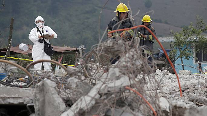 Fourteen die in firework blast in Mexico