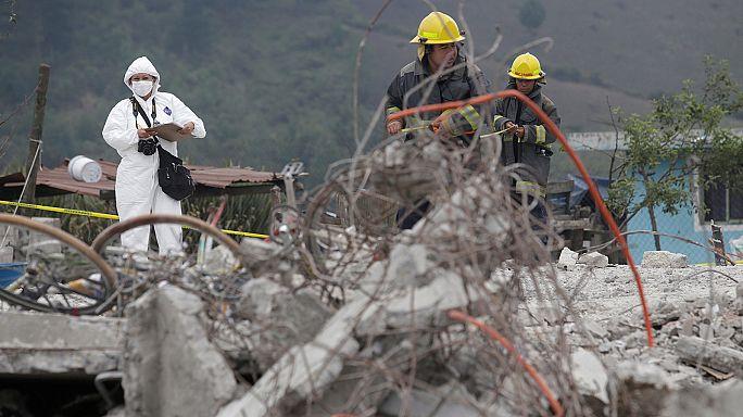 Messico. Esplode deposito fuochi d'artificio, 14 vittime