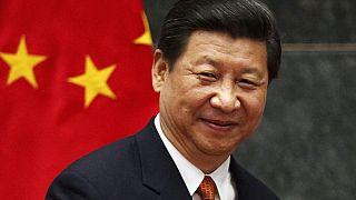 شي جينبينغ يهنئ الرئيس الكوري الجنوبي الجديد