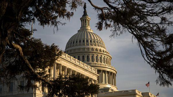 Image: The Capitol in Washington on Feb. 5, 2019.