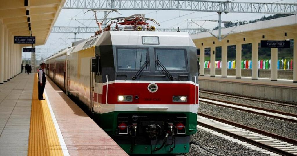 Ethiopia-Djibouti electric railway begins regular test run | Africanews