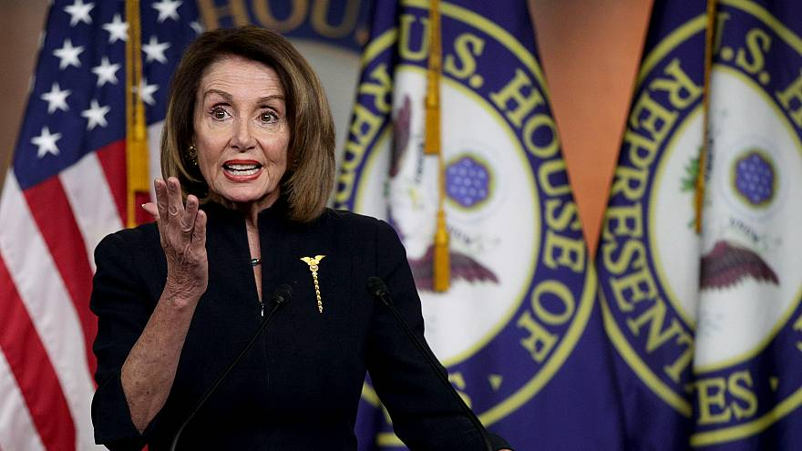 Image: House Speaker Nancy Pelosi (D-CA) Holds Her Weekly News Conference O