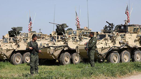 Turkey brands US supplying arms to Syrian Kurds 'unacceptable'