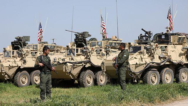 Турция назвала «неприемлемым» решение США о поставках оружия сирийским курдам