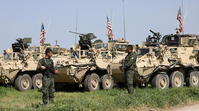 Turkey brands US supplying arms to Syrian Kurds 'unacceptable'