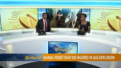 Ghana: Over 100 people injured in gas explosion [The Morning Call]