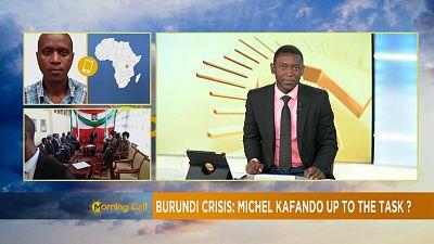 Burundi : Michel Kafando pour réconcilier les Burundais?