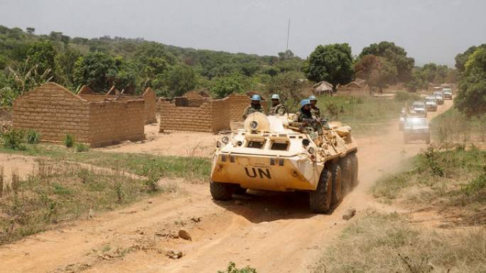 فقدان جندي مغربي وإصابة 7 آخرين في هجوم مسلح بإفريقيا الوسطى