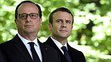 هولاند يترأس آخر اجتماع للحكومة الفرنسية قبل تسليم السلطة إلى ماكرون