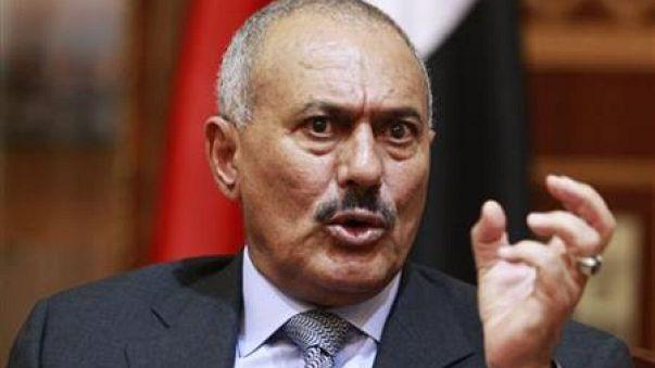 اليمن: عبد الله صالح مستعد للتفاوض مع السعودية للتوصل لتسوية