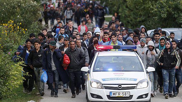 Hungary and Slovakia challenge EU's refugee quotas